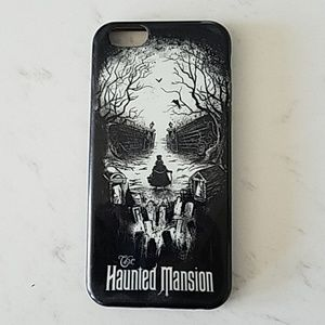 Disney Parks Haunted Mansion iPhone Case